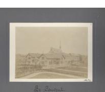 Klooster, Caritasinstituut, Melle, 1910-1915