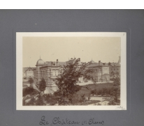 Kasteel, 1ste klasse, Caritasinstituut, Melle, 1910-1915