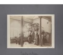 Wintertuin, Caritasinstituut, Melle, 1910-1915