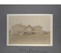 Villa Placida, Caritasinstituut, Melle, 1910-1915