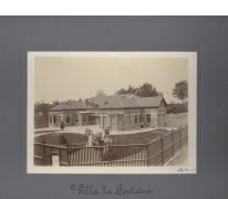 Villa La Fontaine, Caritasinstituut, Melle, 1910-1915