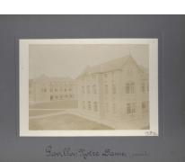 Paviljoen Notre Dame, Caritasinstituut, Melle, 1910-1915