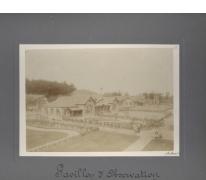 Observatie paviljoen, Caritasinstituut, Melle, 1910-1915