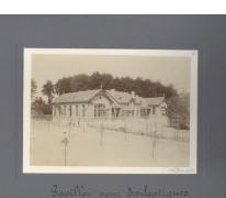 Paviljoen voor epilepsie, Caritasinstituut, Melle, 1910-1915