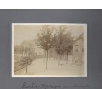 Paviljoen Montagne, Caritasinstituut, Melle, 1910-1915