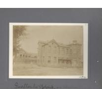 Paviljoen Rotonde, Caritasinstituut, Melle, 1910-1915