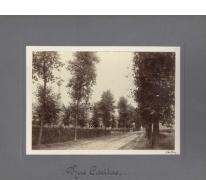 Caritasstraat, Caritasinstituut, Melle, 1910-1915