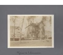 Woning aalmoezenier, Caritasinstituut, Melle, 1910-1915