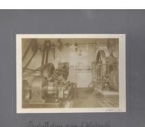 Installatie elektriciteit, Caritasinstituut, Melle, 1910-1915
