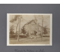 Woning hoofdgeneesheer, Caritasinstituut, Melle, 1910-1915