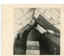 Verwarmingsketel in serre, Lochristi, 1958