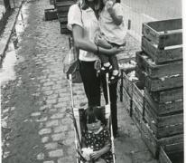 Begonia's klaar om te leggen, Lochristi, 1977