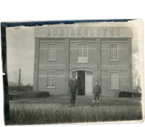Waterreservoir bloemisterij Adriaenssens, Lochristi, 1913-1915