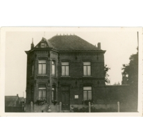 Woning bloemisterij Van Hecke-Wulteputte, Lochristi, 1940-1950
