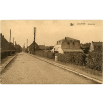 Statiestraat, Lochristi, 1936