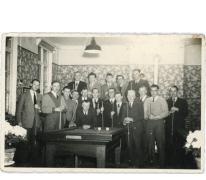 Biljartclub, Lochristi, 1949-1959