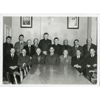Kweekserre azalea, Zaffelare, 1930-1950.