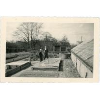 Bloemisterijgebouw Van Hecke, Zaffelare, 1920-1930.