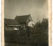 Achiel Floré voor azalea's, Lochristi, jaren 1935-1945