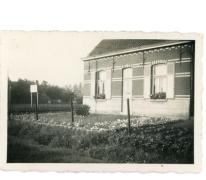 Bidprentje Aloïs De Paepe, Bavegem, 1945