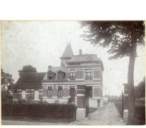 Bidprentje René Gillis, Bavegem, 1918