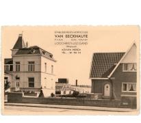 Bloemisterij Van Eeckhaute, Lochristi, jaren 1960