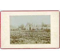 Bloemisterij Van Eeckhaute, Gentbrugge, begin 20e eeuw