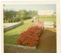 Bloemisterij Roggeman, Heusden, jaren 1970