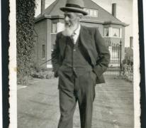 Bloemist De Wever, Heusden, jaren 1920-1940 (?)