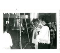 Inwijding van de klok, Letterhoutem, 1960