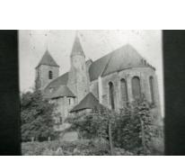 Sint-Michielskerk, Sint-Lievens-Houtem, 1900-1918