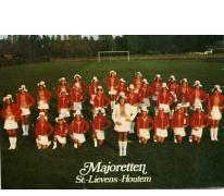 Majoretten Sint-Lievens-Houtem