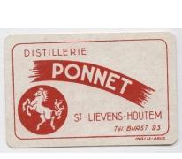 Stokerij Ponnet, Sint-Lievens-Houtem