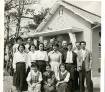 Pater Raymond Van De Vijver, Japan, ca. 1950-1960