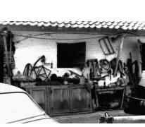Hof te Letterhoutem, atelier, Sint-Lievens-Houtem
