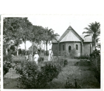 Pater Alfons Mabilde, Kimpagu Belgisch-Congo, ca. 1950-1960
