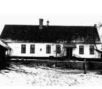 Hof te Letterhoutem, woonhuis, Sint-Lievens-Houtem