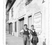Windekenaar als dienstplichtige soldaat gevlucht naar Frankrijk, juni 1940