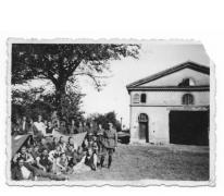Belgisch leger op de loop in Frankrijk, juli 1940