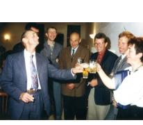 Startviering van de Landelijke Gilde, Oosterzele, 1995