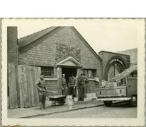Bouw van de Sint-Jozefskapel, Merelbeke