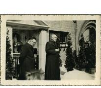 Inwijding nieuwe Sint-Jozefskapel, Merelbeke, 1961