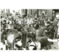 Bacchus en Bacchante dansen, Sint-Lievens-Houtem, 1965