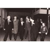 Leden van de CVP, Brussel, 1977
