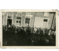Grote Prijs van Scheldewindeke, beroepsrenners, 1951