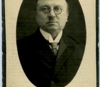 Bidprentje Florimond Constantinus De Landsheer, Sint- Lievens- Houtem, 1944