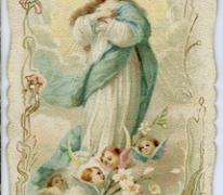 Geestelijke professie van Zuster Augusta, Wynkle (Ste Kruis), 1907