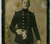 Bidprentje Honoré De Kuyper, Oosterzeele, 1915