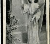 Bidprentje van Marie Rachel De Sutter, St- Lievens- Houtem, 1923