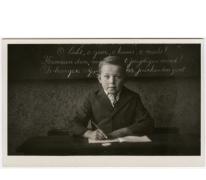 Foto van Joseph Van de Sijpe, Sint-Lievens-Houtem, jaren '40